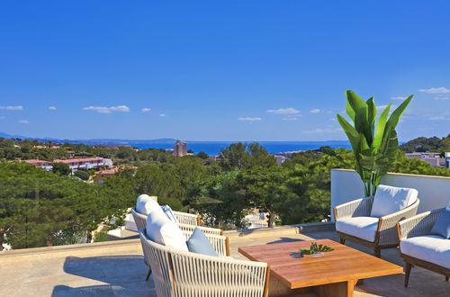 Modern high quality villas with beautiful sea views