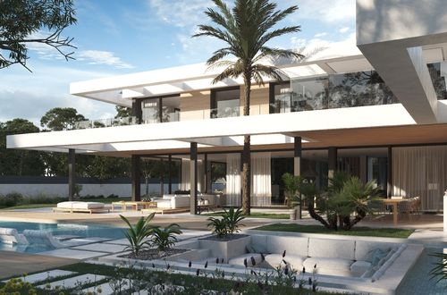 Luxurious high quality villa at Santa Ponsa golf