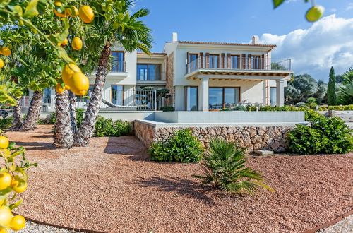 IMPRESSIVE NEW BUILD VILLA WITH PANORAMIC VIEW