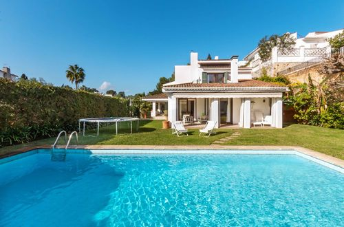 TOP QUALITY VILLA IN A BEAUTIFUL PART OF PALMA