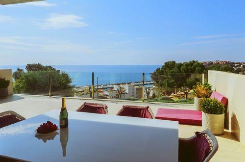 Phenomenal apartment with breathtaking sea views