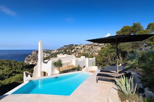 Unvergleichliche mediterrane Villa mit wunderschönem Meerblick