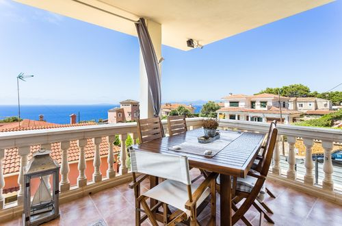 Villa with amazing views over Bahia de Palma
