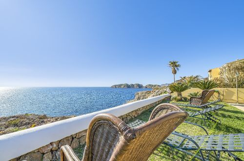First line villa with heavenly sea views