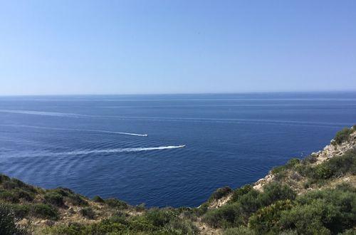 PLOT WITH DREAMLIKE SEA VIEW