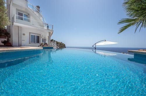 Villa med fantastisk utsikt över Palmabukten