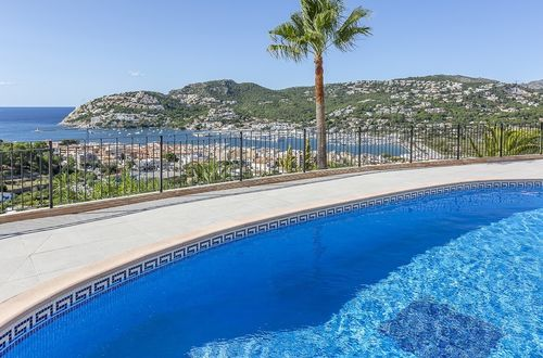 Spektakulär Medelhavsvilla med enastående havsutsikt