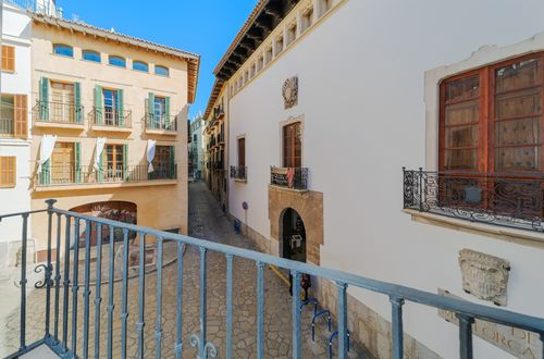 NEW EXCLUSIVE TRIPLEX APARTMENT IN THE OLD TOWN OF PALMA