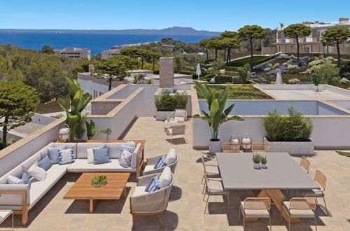 Moderne, hochwertige Familienvilla in der Nähe von Port Adriano