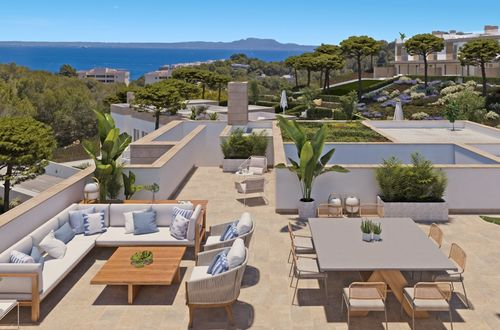 Modern high quality family villa close to Port Adriano