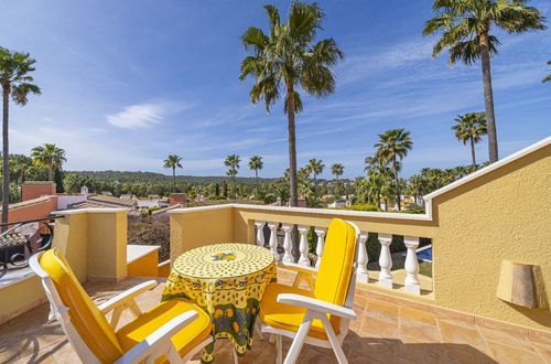 Charming villa at Santa Ponsa golf course