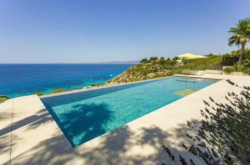 Amazing Frontline villa in sought after  PUIG DE ROS