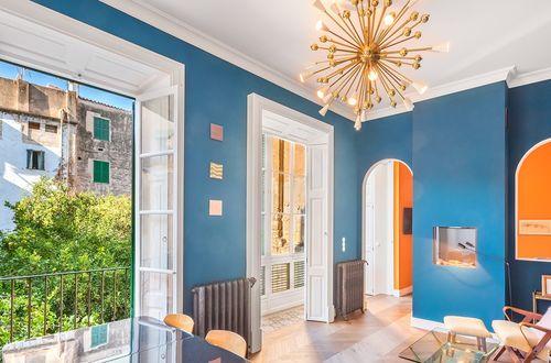 Wunderschön renovierte Wohnung in einem historischen Viertel