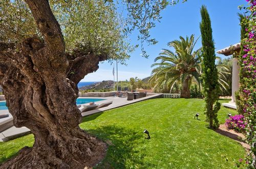 Dream villa with spectacular sea views