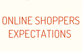 Online shoppers' expectations