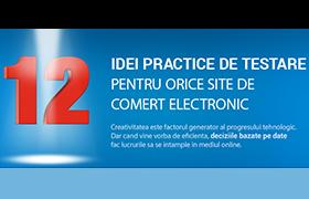 12 idei practice de testare pentru orice site de comert electronic