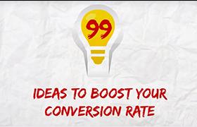 99 de idei care iti pot mari rata de convesie - partea 2 [VIDEO]