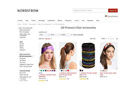 Landing pages din E-commerce de succes