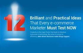 12 Testing Ideas For Your eCommerce Website