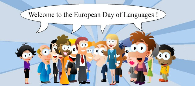European Day of Languages 26th September 2014