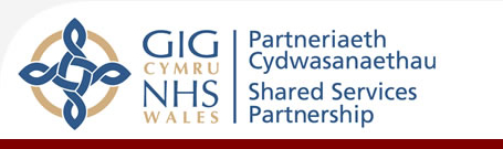 NHS shared servies partnership logo