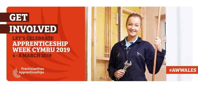 National Apprenticeship Week 4-8 March 2019