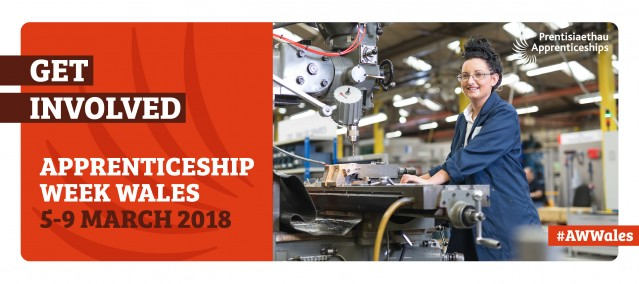 National Apprenticeship Week 5-9 March 2018