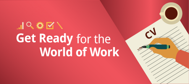 Get Ready for the World of Work