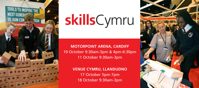 SkillsCymru Events 2018