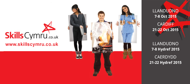 The careers and skills events for Wales