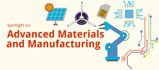 Spotlight on Advanced Materials and Manufacturing