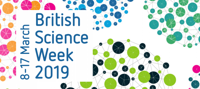 British Science Week 8th-17th March 2019