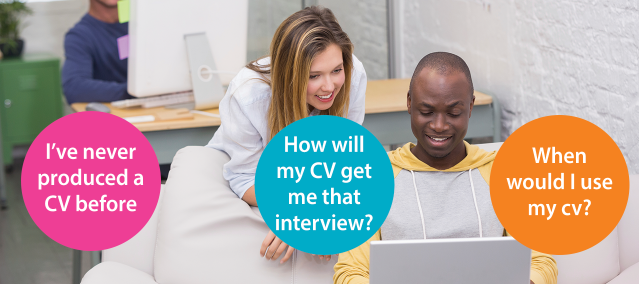 Guide to writing a CV
