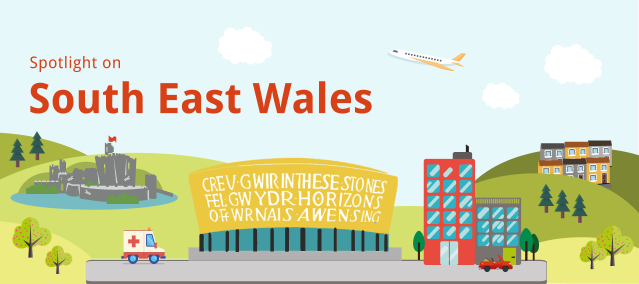 Spotlight on South East Wales