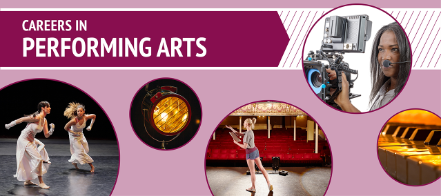Find out more about careers in Performing Arts