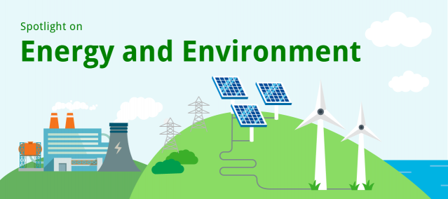 Spotlight on Energy and Environment