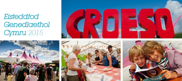 The National Eisteddfod of Wales 2015