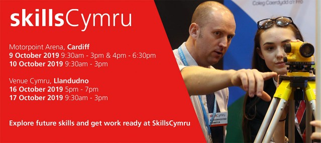 SkillsCymru Events 2019