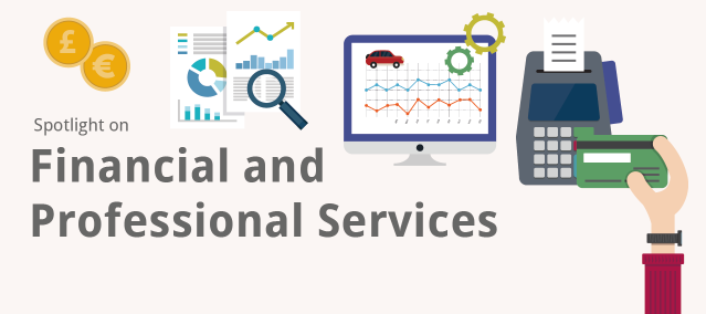 Spotlight on Financial and Professional Services