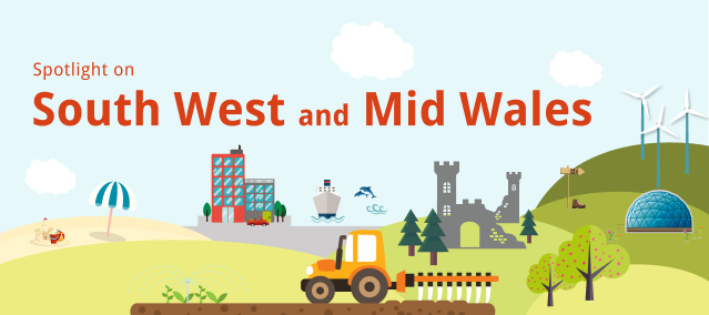 Find your future in South West and Mid Wales