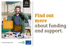 Funding and Support Guide 2017-2018