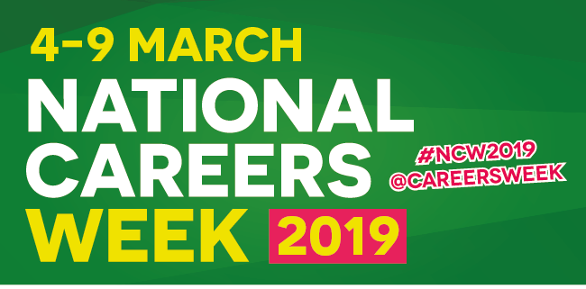 National Careers Week Logo
