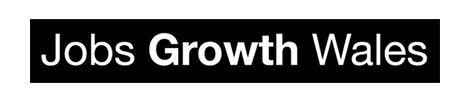 Jobs Growth Wales logo