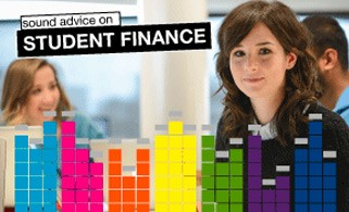Student Finance advert