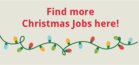 Find more Christmas jobs here