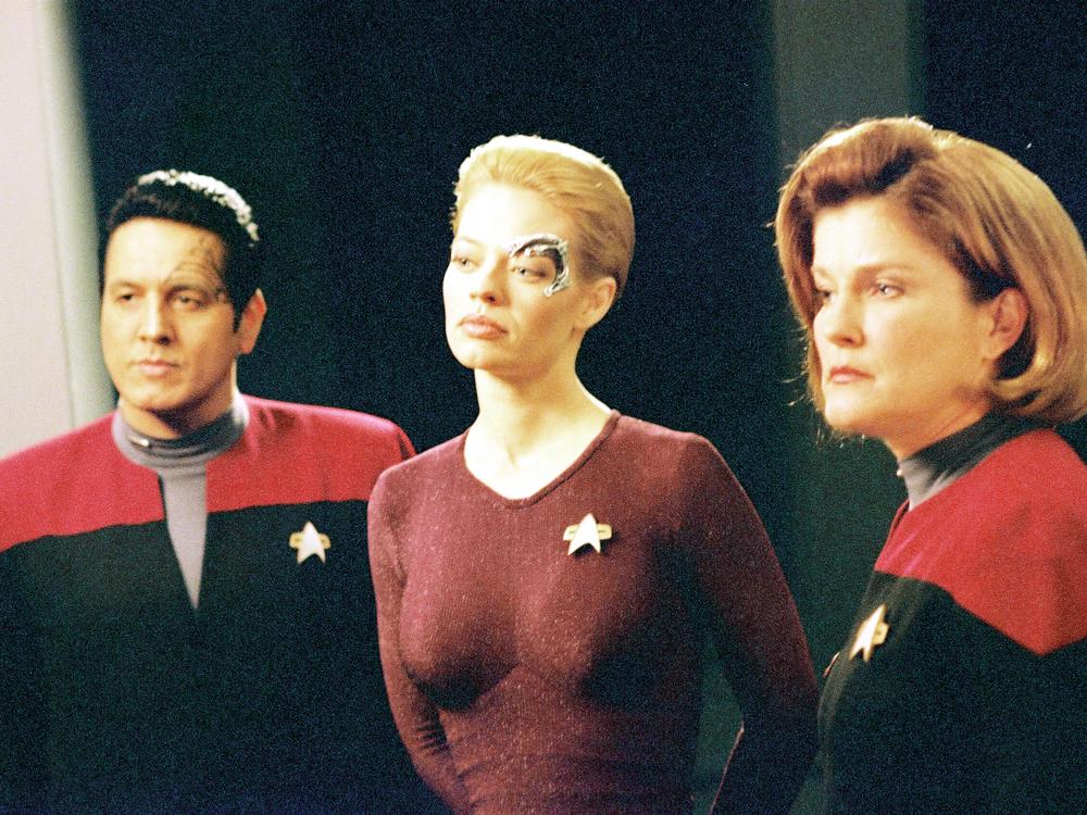 """Von Uhura bis Janeway: Die starken Frauen des """"Star Trek""""-Universums"""