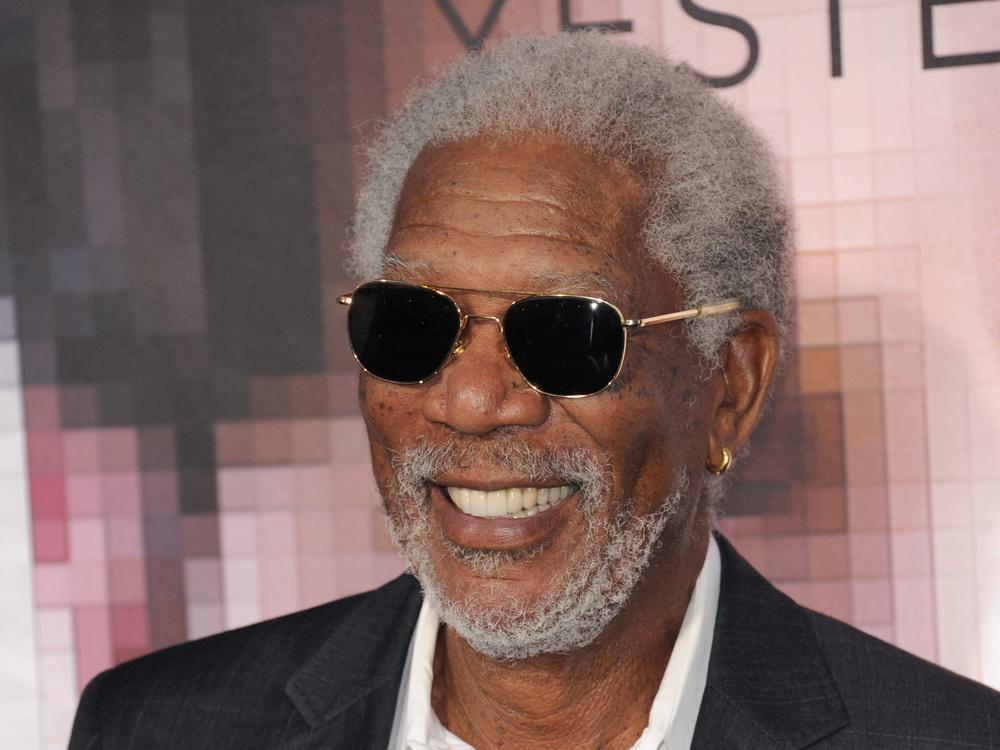 Tut sich Morgan Freeman mit dieser Rolle einen Gefallen?