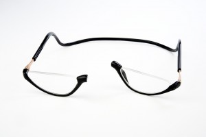 magneet leesbril zonder bovenrand lookover. ideaal voor computer- en tablet werk