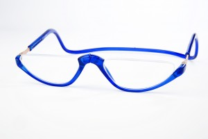 magneet leesbril lookover van Spunx: leesbril zonder bovenrand, ideaal voor computer- en tabletwerk. magneetbril