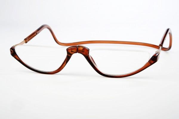 magneet leesbril zonder bovenrand lookover ideaal voor computer en tablet werk magneetbril